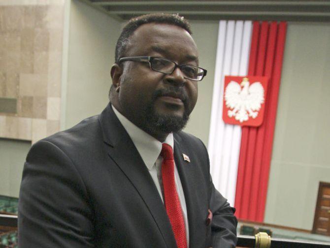 Sejm-Abgeordneter John Godson