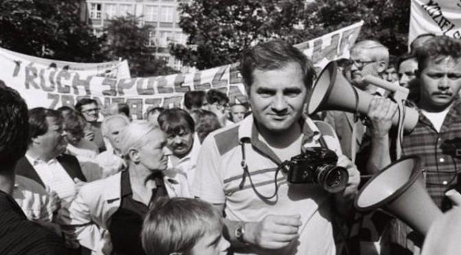 Foto-Chronist der Solidarność