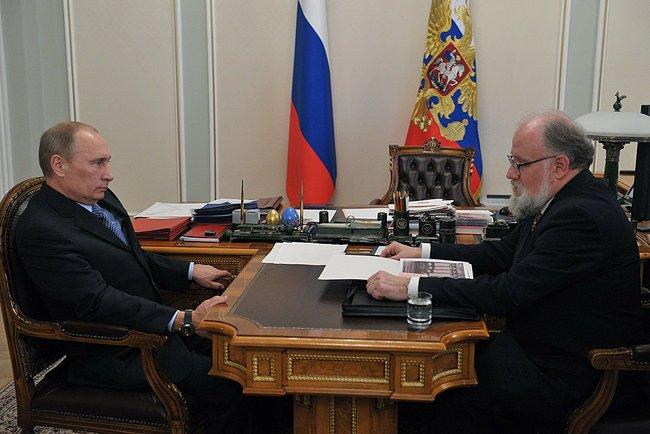 Putin Czurow