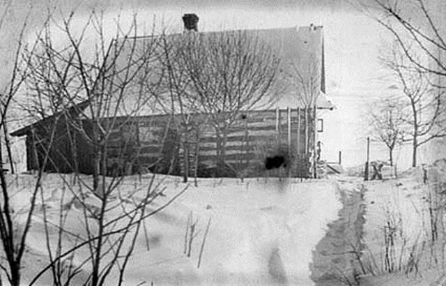 Das Haus der Ulmas in Markowa.