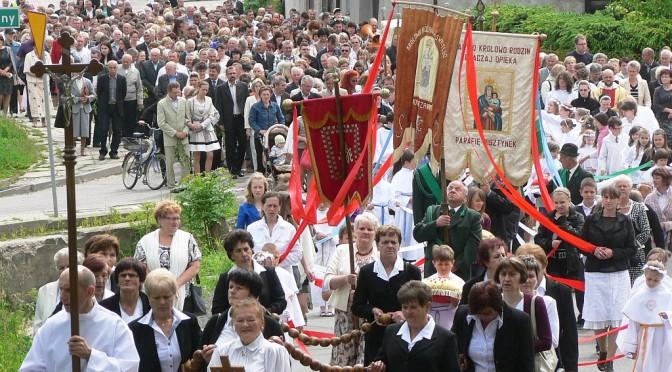 Polen begeht Fronleichnam