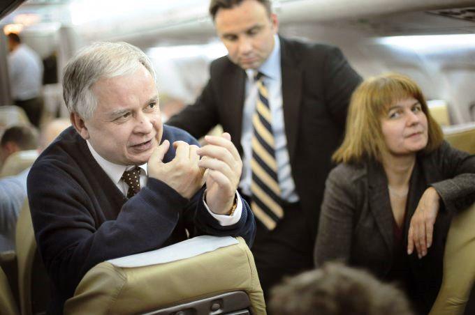 Andrzej Duda gehörte gut zwei Jahre lang (Januar 2008- April 2010) zu den engsten Mitrabeitern des tödlich verunglückten Staatspräsidenten Lech Kaczyński.