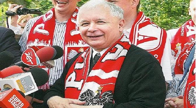 """""""Jesus, Maria, was soll das werden!"""" Kaczyńskis Rundblick nach Dudas Sieg"""