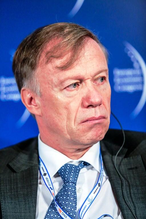 Rolf Wilhelm Nikel. Deutscher Botschafter in Warschau.