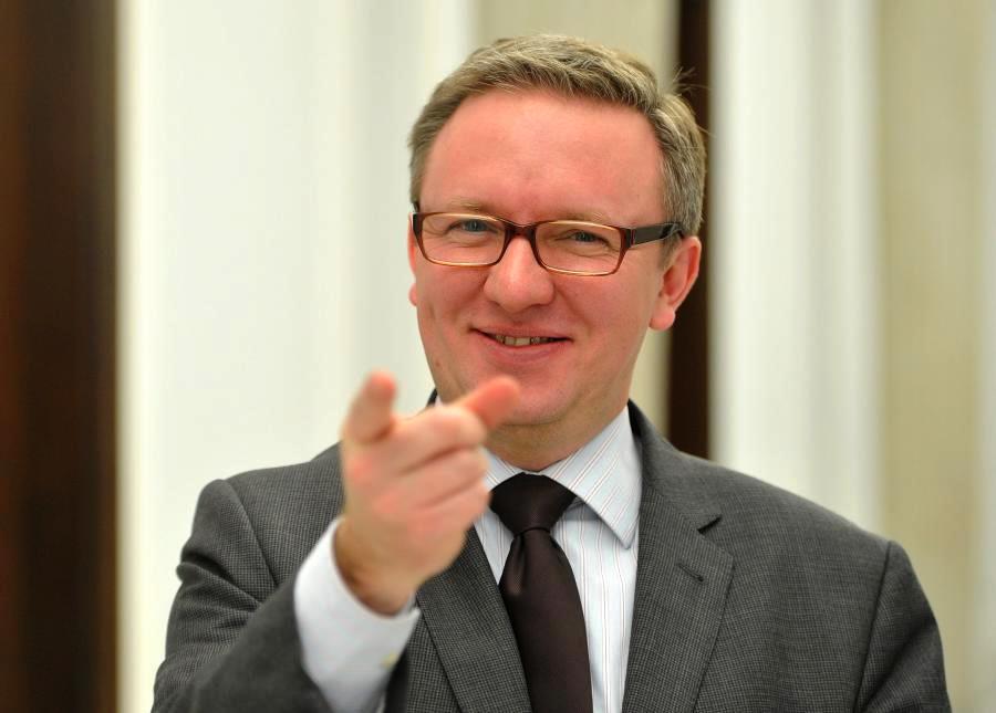 Duda-Berater Prof. Krzysztof Szczerski.