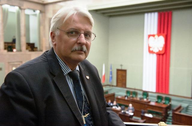 Duda-Berater Dr. Witold Waszczykowski.