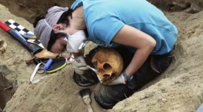 Archäologie des Terrors