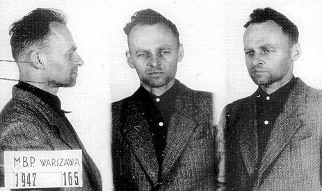 Ekshumacje Pilecki MBP