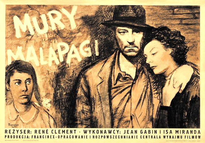 Fangor Mury Malapagi 1952