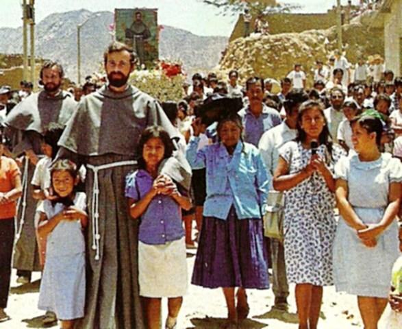 Misjonarze Peru dzieci foto