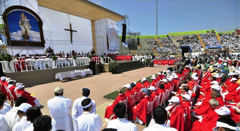 Misjonarze beatyfikacja foto