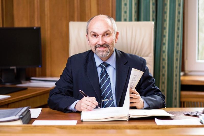 dr. inż. Aleksander Sobolewski foto