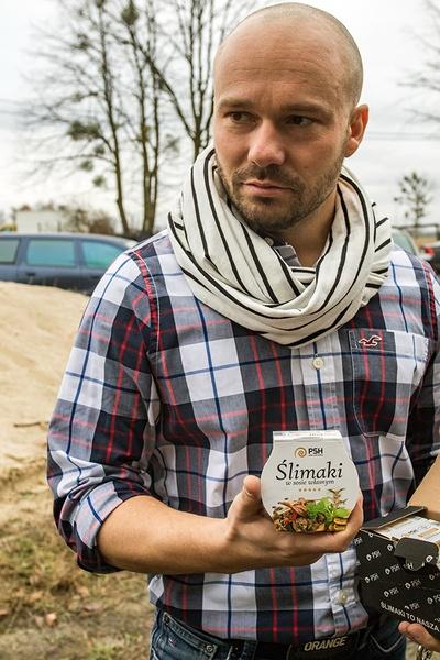 Ślimaki Roman Gajewski foto