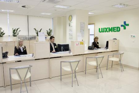 Lekarze Luxmed