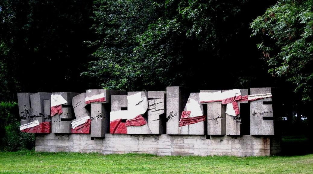 MIIWS Westerplatte pomnik fot