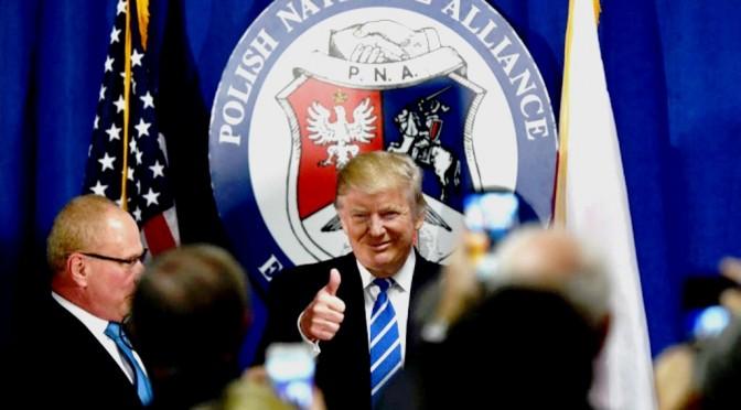 Ein Donald mehr erschreckt nicht sehr