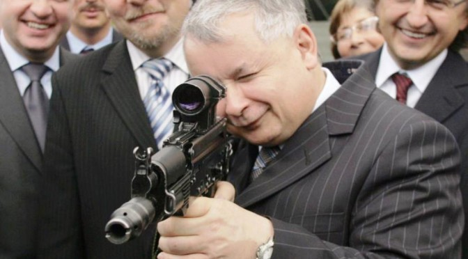 Polen – Volk ohne Waffen