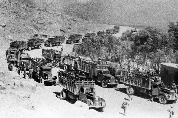 Bauman ewakuacja do Iranu fot. 2