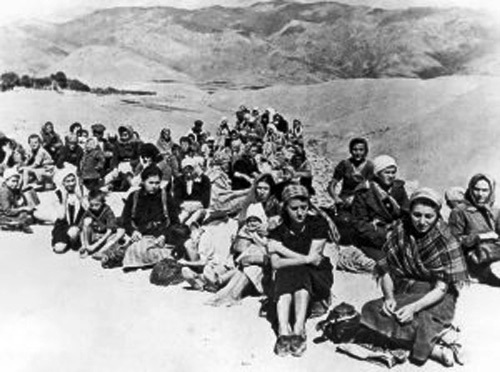Bauman ewakuacja do Iranu fot.