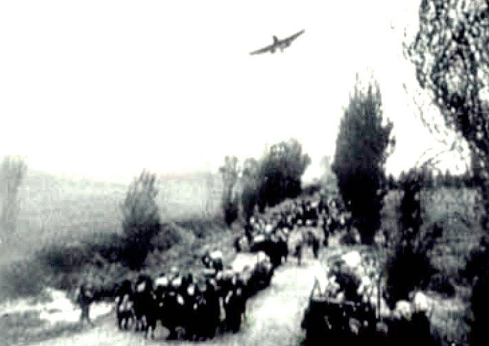 Bauman uciekinierzy 1939 fot.