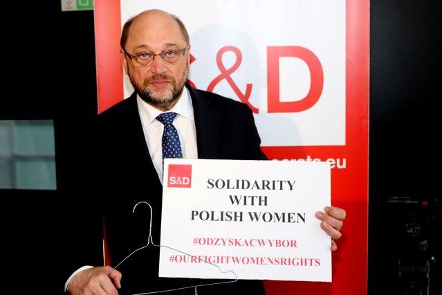 Schulz aborcja fot.
