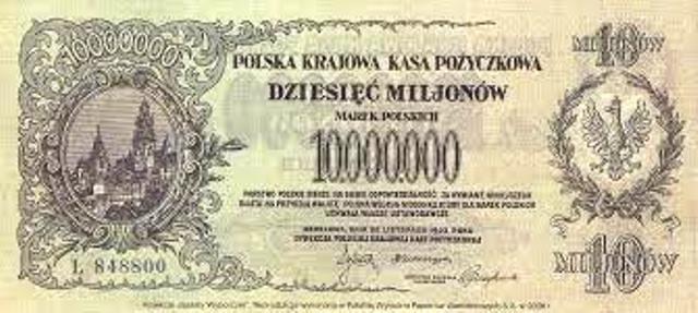 Złoty marka polska fot.