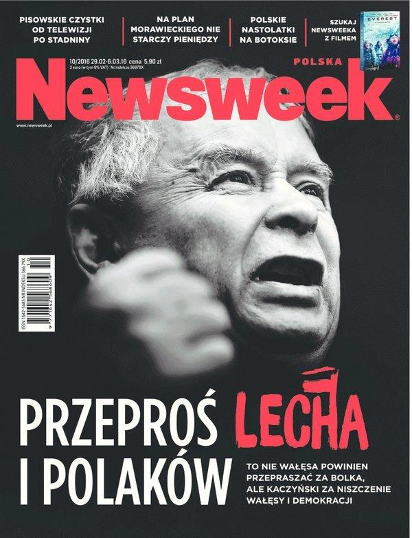 Dekan Newsweek 10-2016 fot.