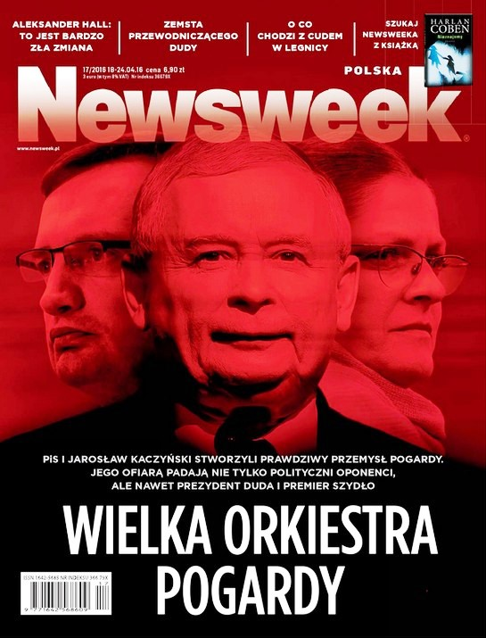 Dekan Newsweek 17-2016 fot.