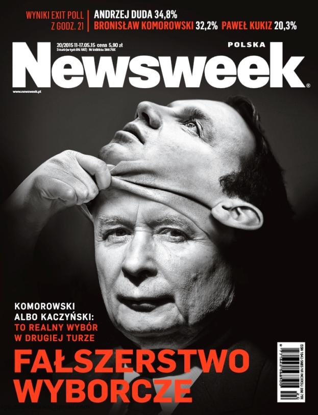 Dekan Newsweek 20-2015 fot.