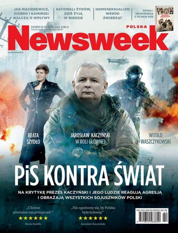 Dekan Newsweek 22-2016 fot.