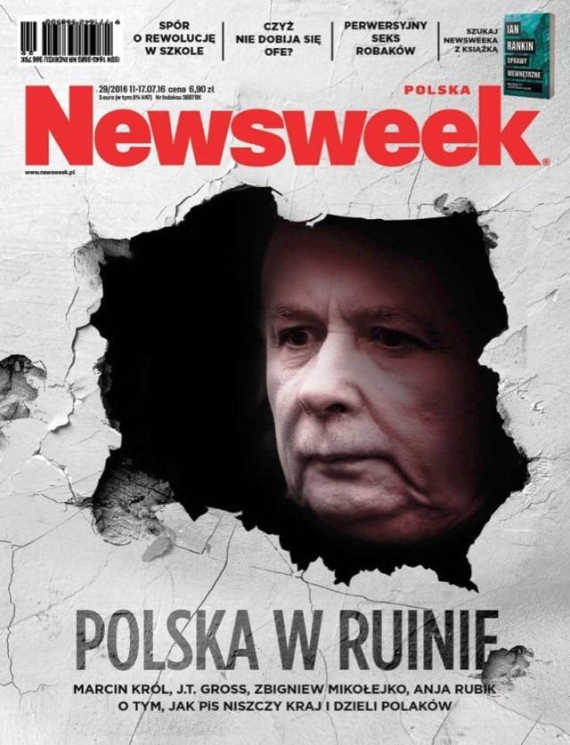 Dekan Newsweek 29-2016 fot.