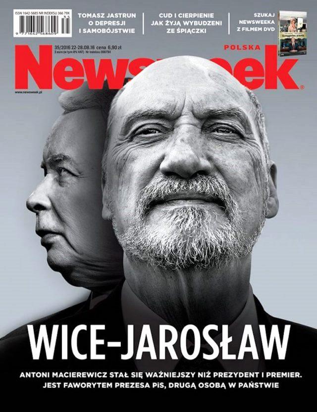 Dekan Newsweek 32-2016 fot.
