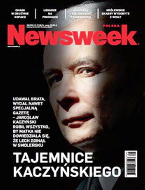 Dekan Newsweek 39-2015 fot.