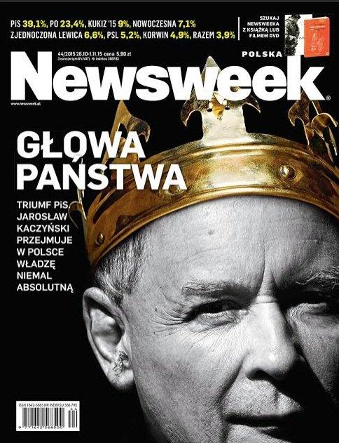 Dekan Newsweek 44-2015 fot.