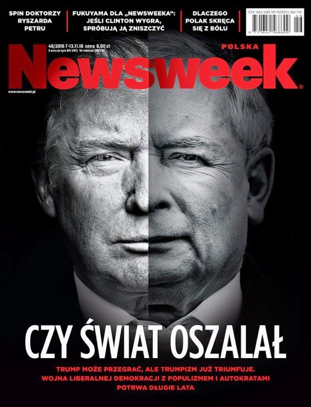 Dekan Newsweek 46-2016 fot.