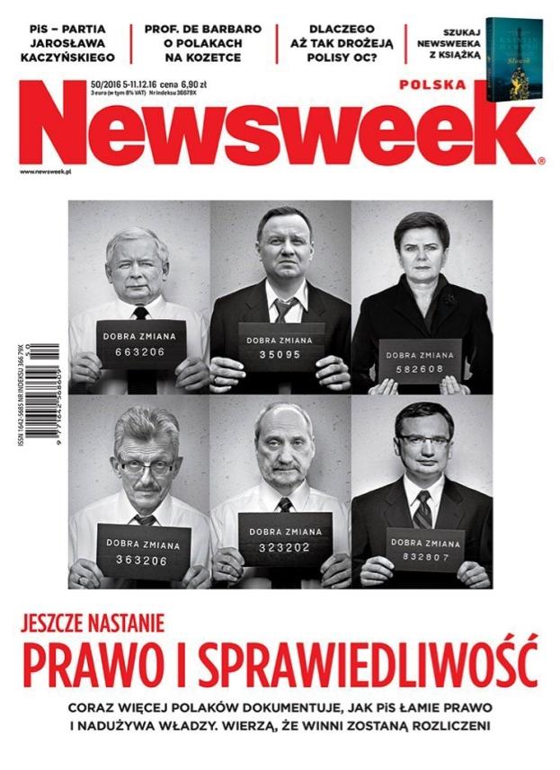 Dekan Newsweek 50-2016 fot.