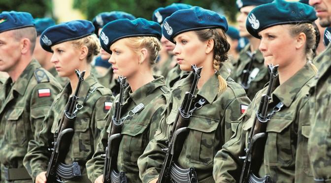 Wohin marschiert die polnische Armee