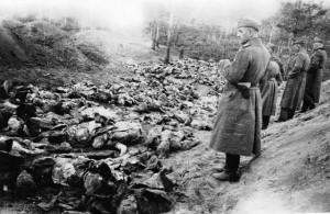 Zakirow Katyn Niemcy fot.
