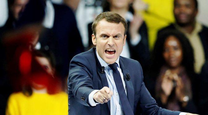 »Lassen Sie ab von Polen.« Ein Franzose schreibt Staatspräsident Macron
