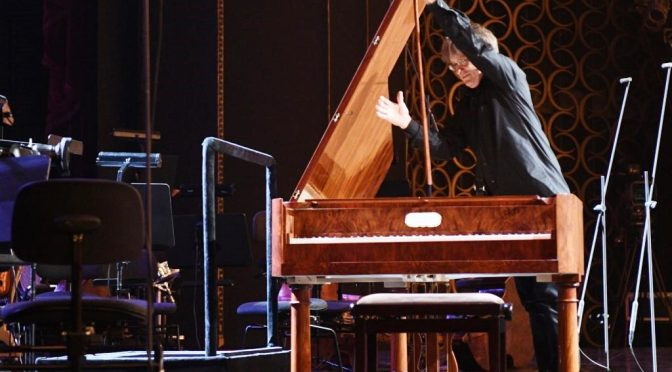 Chopins Flügel beflügelt