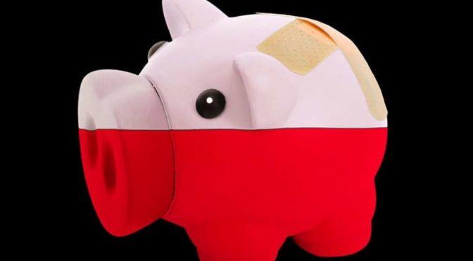 Wie reich sind die Polen 2018?