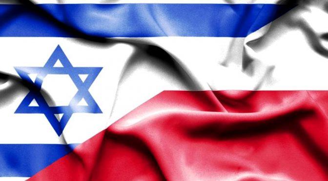 Polen – Israel. Streit beigelegt, Wahrheit verbrieft