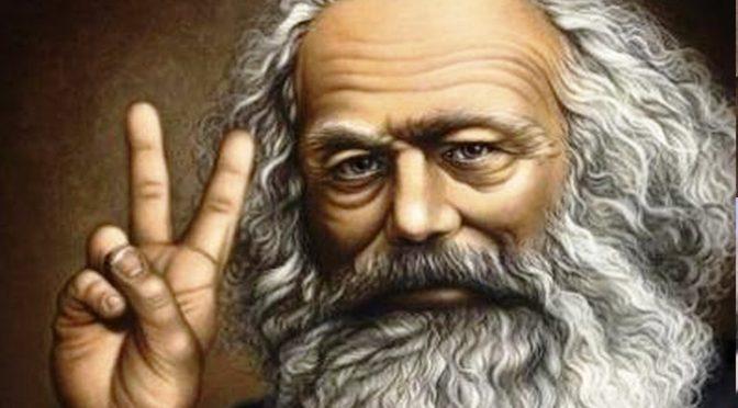 Karl-Marx-Show oder die deutsche Verniedlichung des Bösen