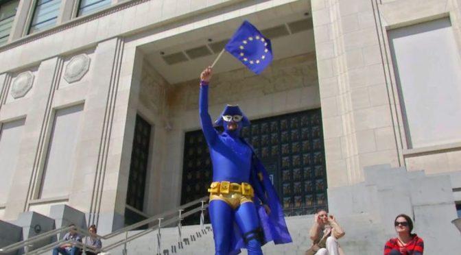 Agitprop im EU-Haus der Geschichte