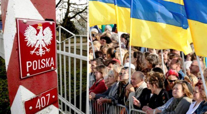 Ukrainer in Polen. Nutzen und Gefahren