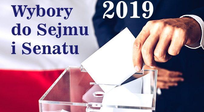 Prozente, Mandate, Sieger, Verlierer. Parlamentswahlen 2019 in Polen
