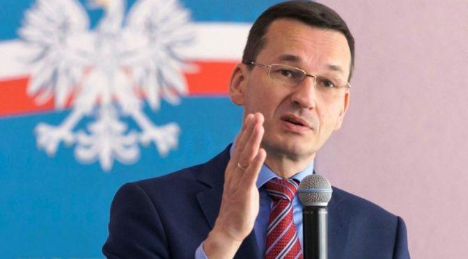 Konservativ, national, modern. Der Plan für Polen