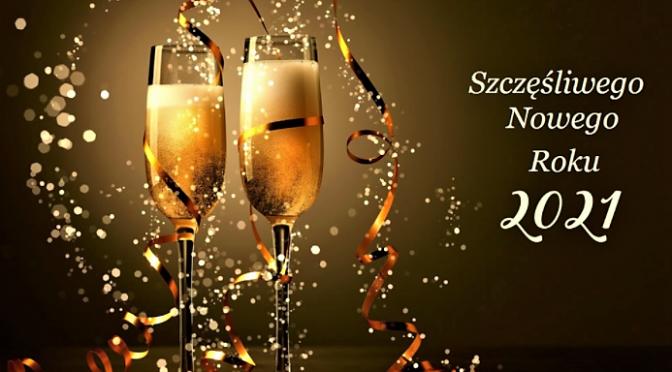Ein glückliches und vor allem ein gesünderes Neues Jahr wünscht Ihnen aus Warschau Ihr RdP